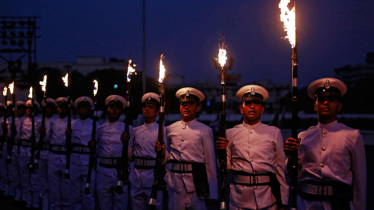 Navy Day: At 70, Indian Navy Is Self-Reliant, Shipshape