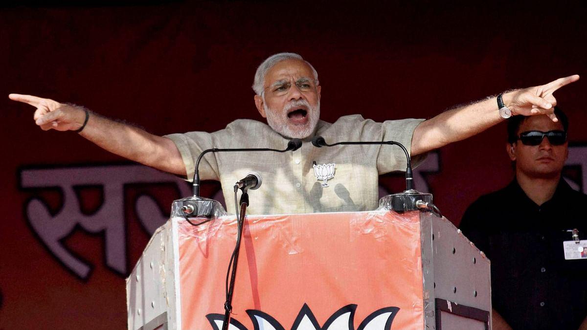 Congress Tried to Suppress Alwar Gang Rape News For Polls: Modi