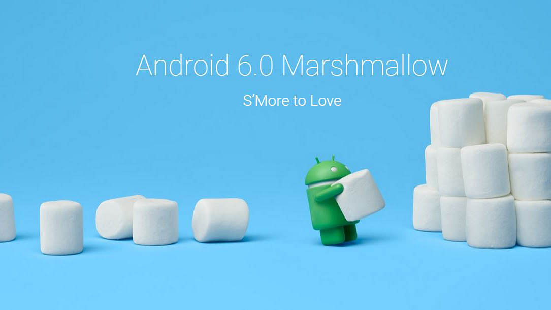 Android Marshmallow. (Photo: Google)