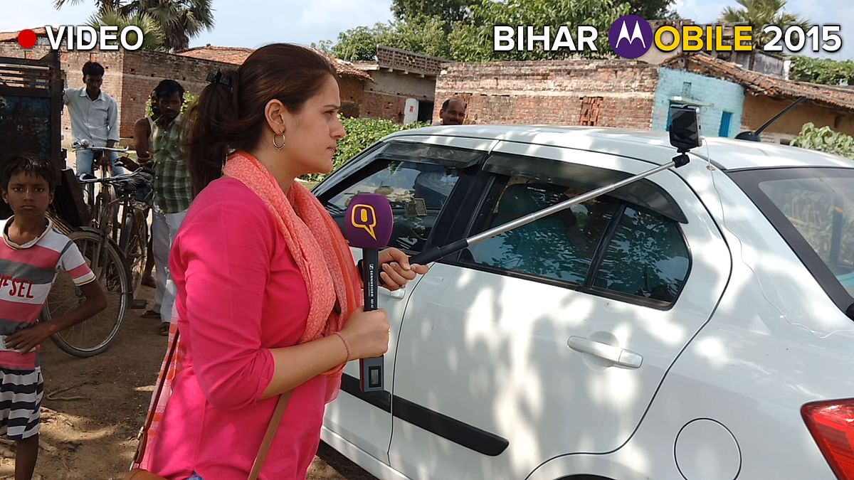 Arwal voted on Friday in the second phase of the Bihar Assembly election. (Photo: <b>The Quint</b>)