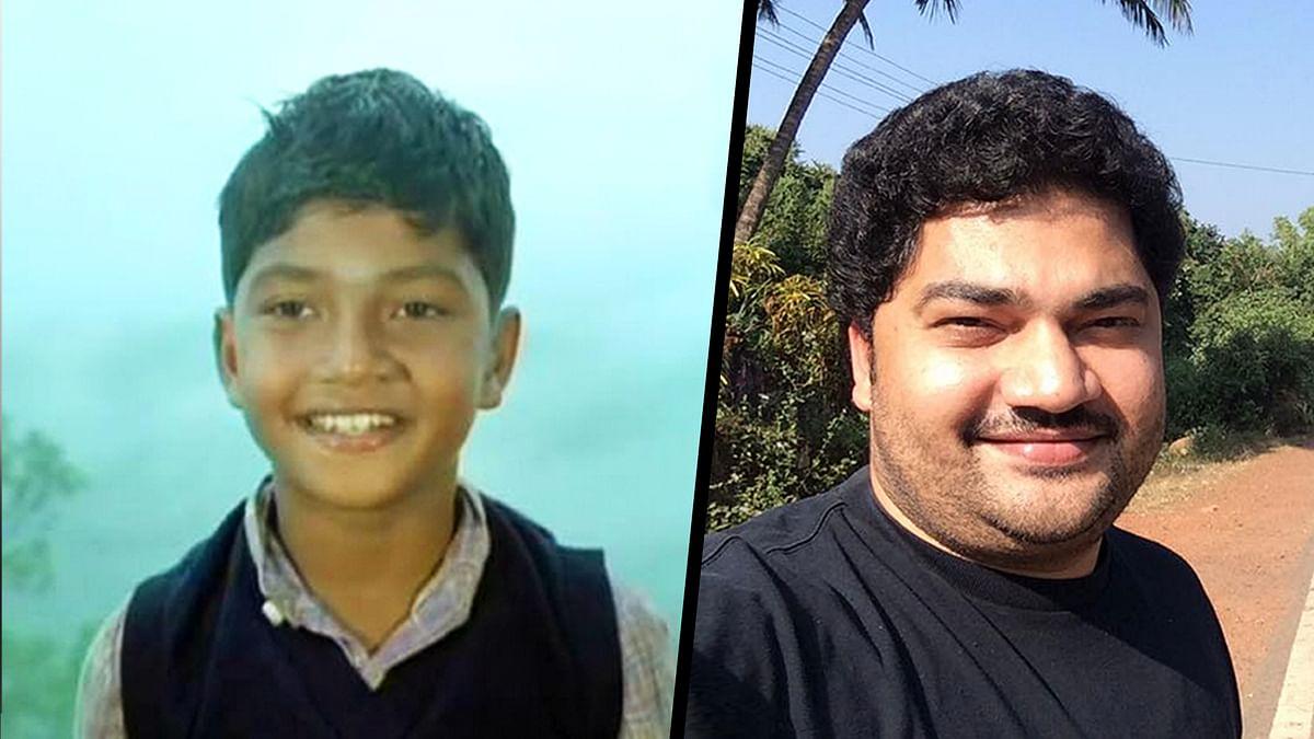 Swami then and Swami now; meet Manjunath Nayaker