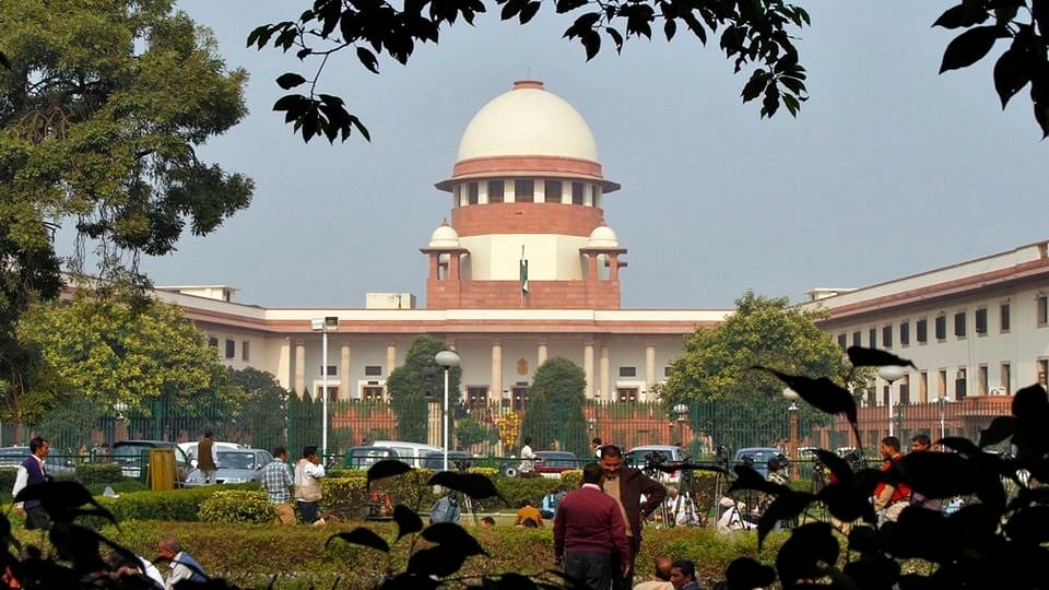 SC Reserves Order on Referring Questions of Law to Larger Bench