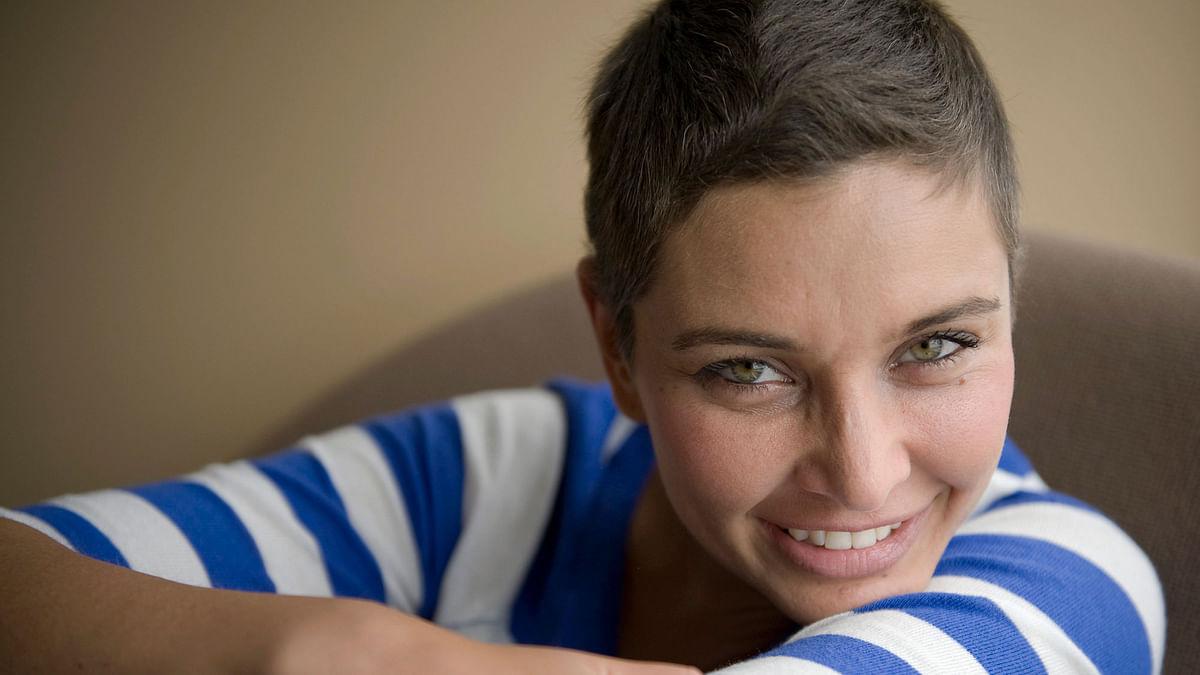 Indian-Canadian actress, Lisa Ray. (Photo: Reuters)