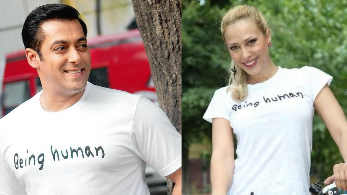 Do Salman and Iulia have something more in common than their love for 'Being Human'?