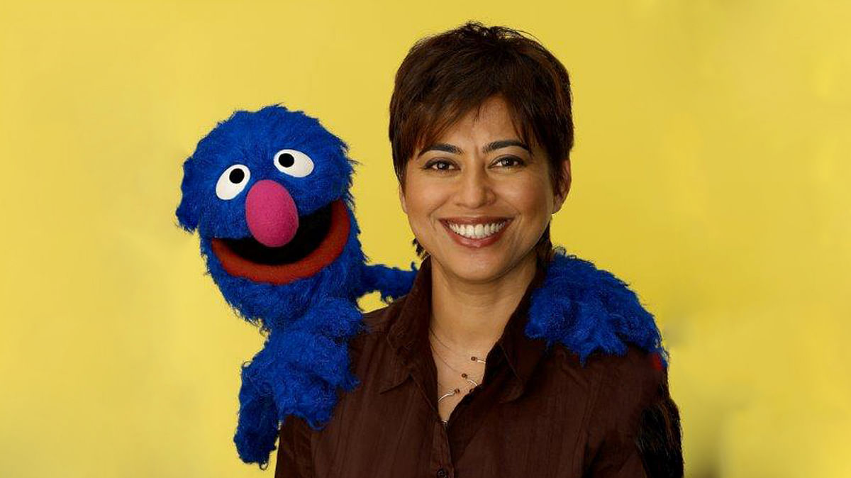 Sashwati Banerjee, Managing Director, Sesame Workshop India.