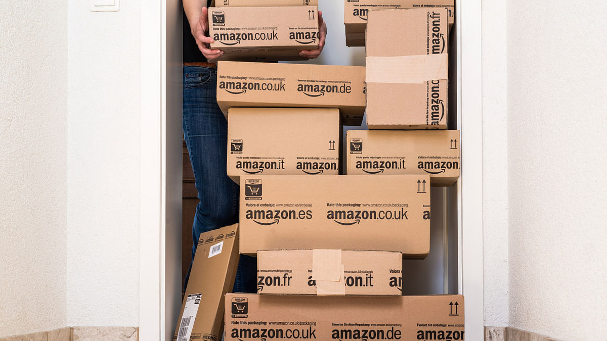 E-commerce giant, Amazon, sues fake reviewers to protect customers. (Photo: iStockphoto)