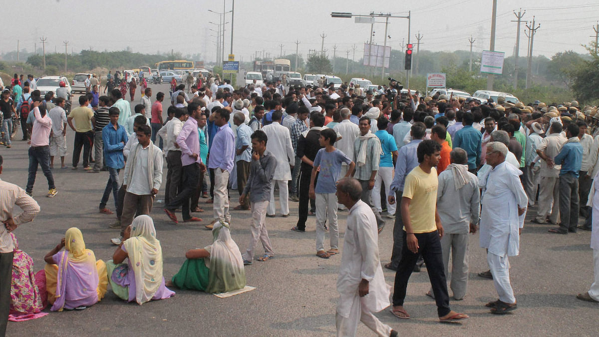 After Dadri, Haryana Dalit Attack Sparks Political Fight