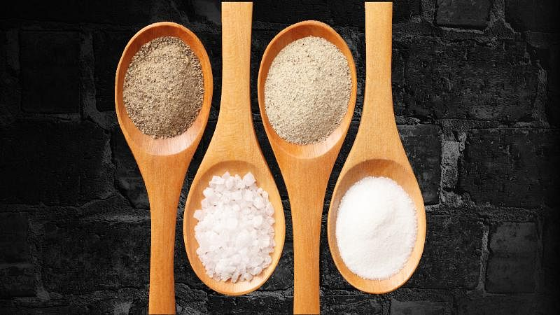 It's not just sugar, carbs, trans and or saturated fats that impact your health, but also salt.