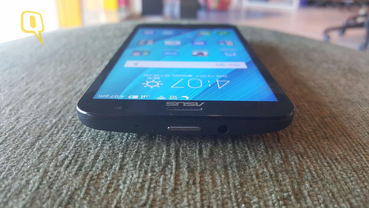Asus ZenFone 2 Laser. (Photo: <b>The Quint</b>)