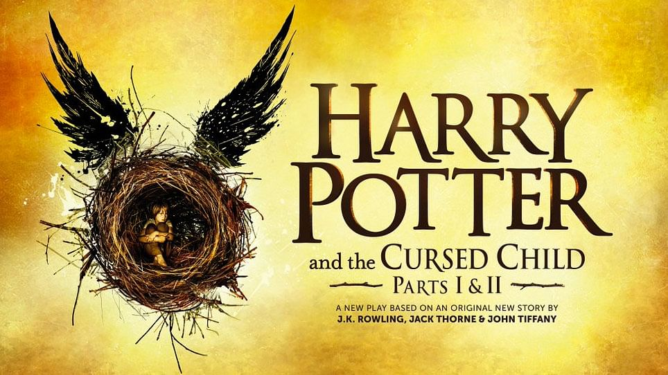 """The newly released artwork of <i>Harry Potter and the Cursed Child</i>. (Photo: <a href=""""https://twitter.com/pottermore/status/657271399367757826"""">Pottermore/Twitter</a>)"""