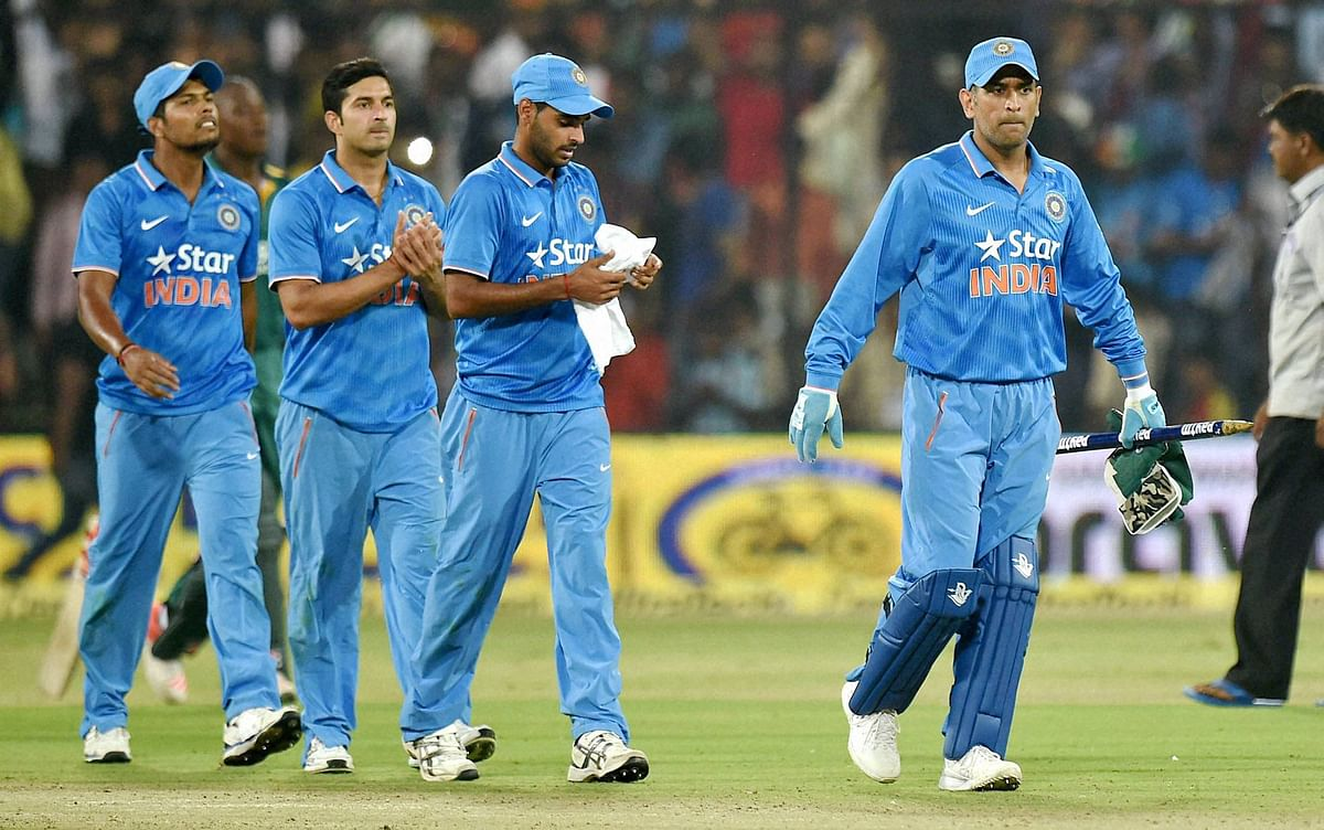 I Am MS Dhoni and I Don't Care; Welcoming Back Captain Courageous!