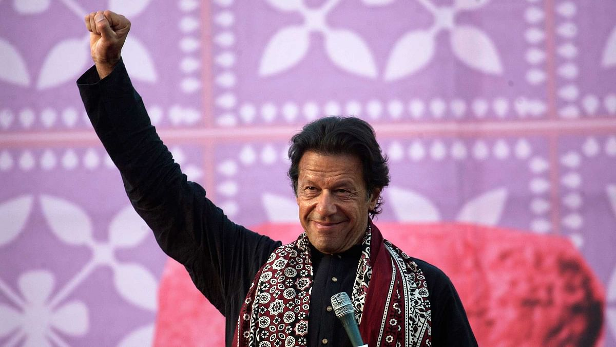 Imran Khan's Win Perfect Result for Pakistan Army: Shashi Tharoor