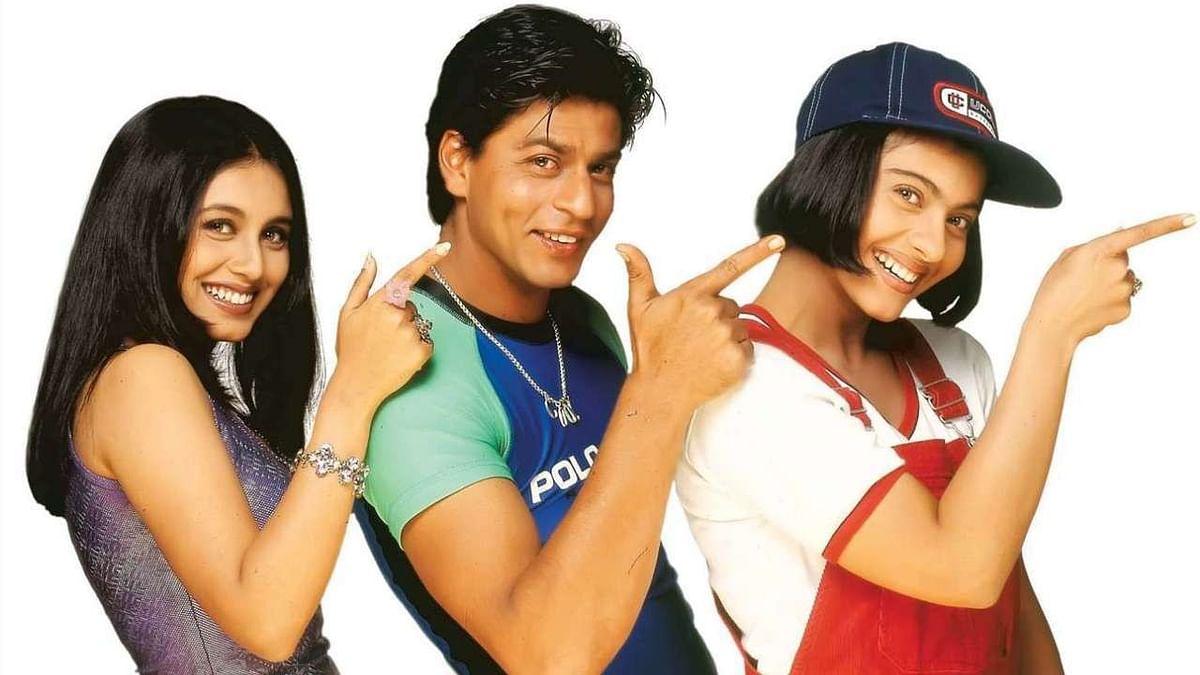 Rani made it big with Karan Johar's<i> Kuch Kuch Hota Hai&nbsp;</i><i></i>