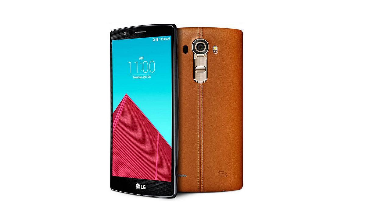 LG G4 (Photo: LG)