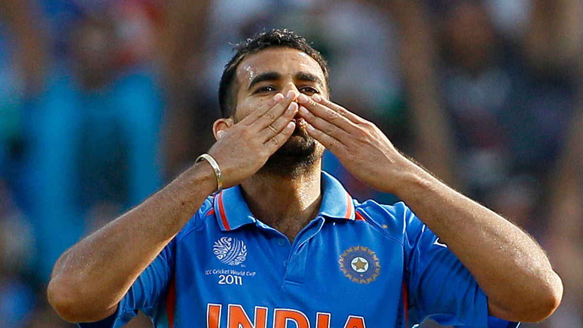 Zaheer Khan was the leading wicket-taker at the 2011 World Cup. (Photo: AP)