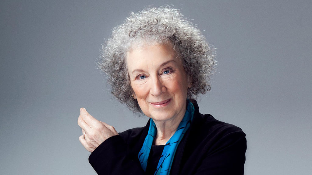 There is a wonderfully fey quality to Margaret Atwood, in person and in fiction.