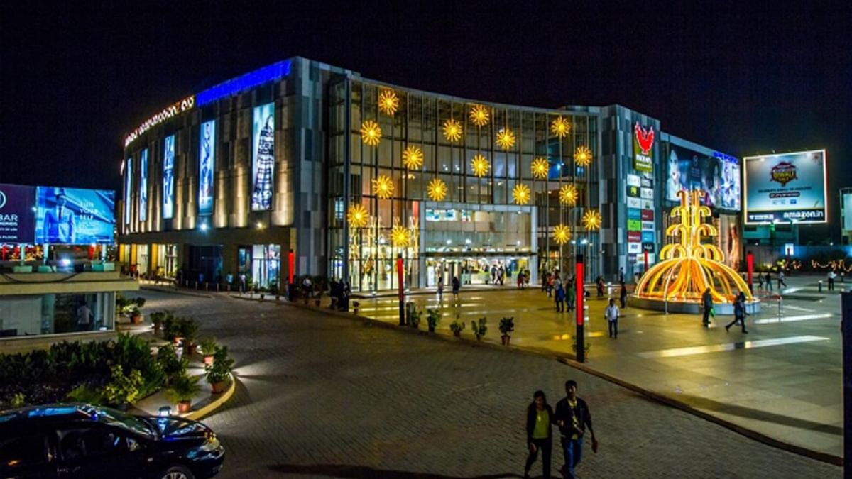 Phoenix MarketCity Bangalore.
