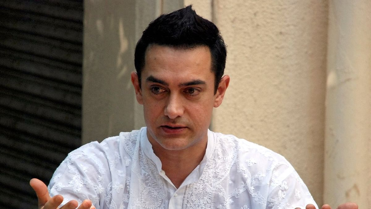 Bollywood superstar Aamir Khan. (Photo: Reuters)