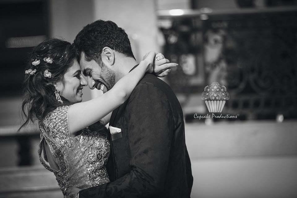 Samridhi Chaddha and Rishi Raj Suri. (Photo Courtesy: Cupcake Productions)