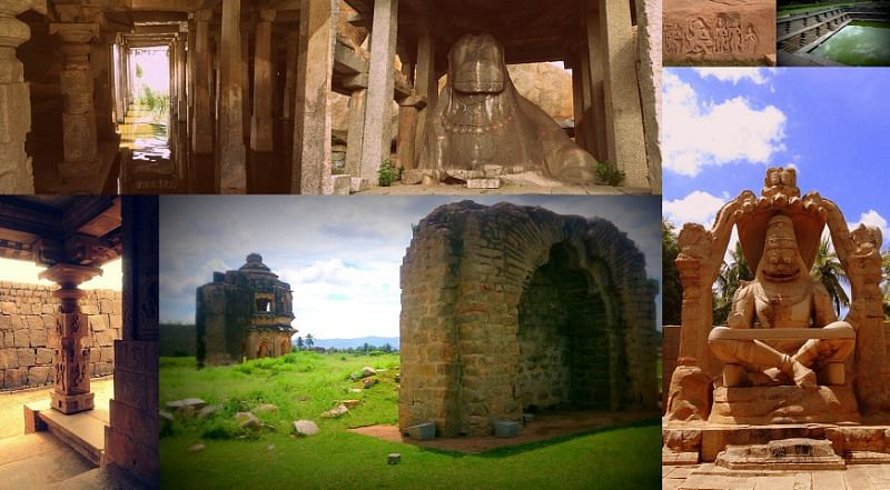 Hampi's mysterious history. (Photo Courtesy: Sonal Kwatra Paladini/Drifter Planet)