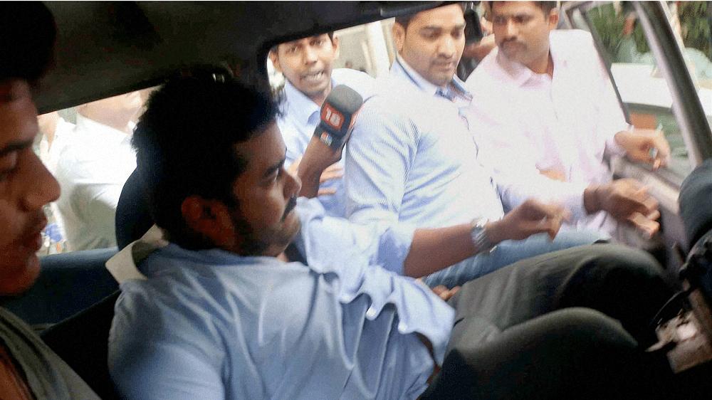 Mikhail Bora, son of Indrani Mukerjea, prime accused in the April 2012 murder of Sheena Bora. (Photo: PTI)