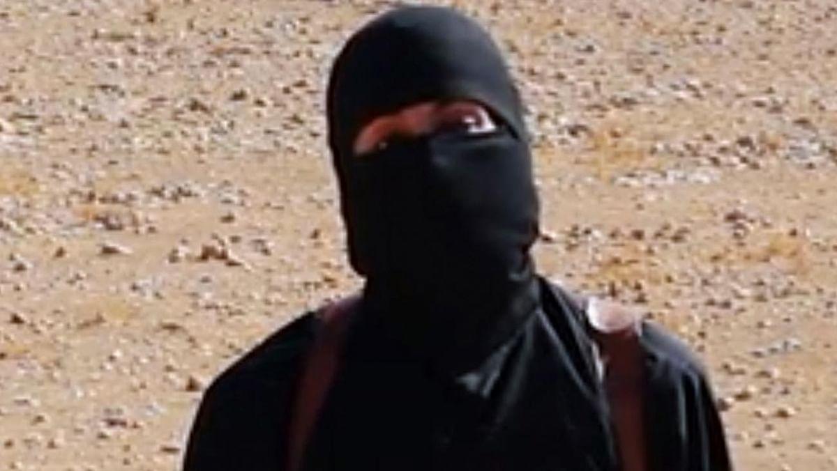 File photo of Jihadi John. (Photo: AP)