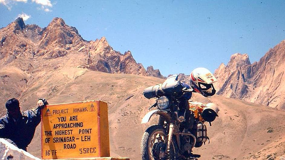 In Pictures: Riding to Ladakh, What It Was Like 20 Years Ago