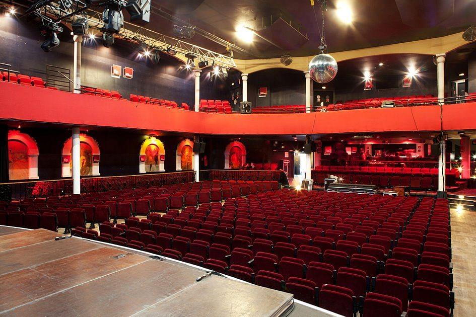 "An old photo of the Bataclan in happier days, before it became synonymous with one of the darkest nights in Paris. (Photo Courtesy: <a href=""https://www.facebook.com/lebataclan/photos_stream"">Facebook/Le Bataclan</a>)"