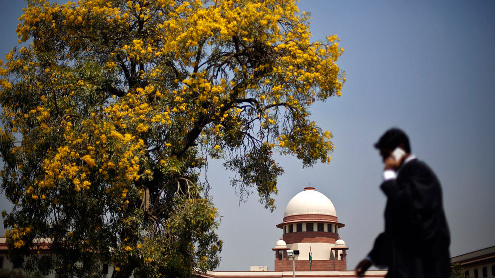 The Supreme Court of India (Photo : Reuters)