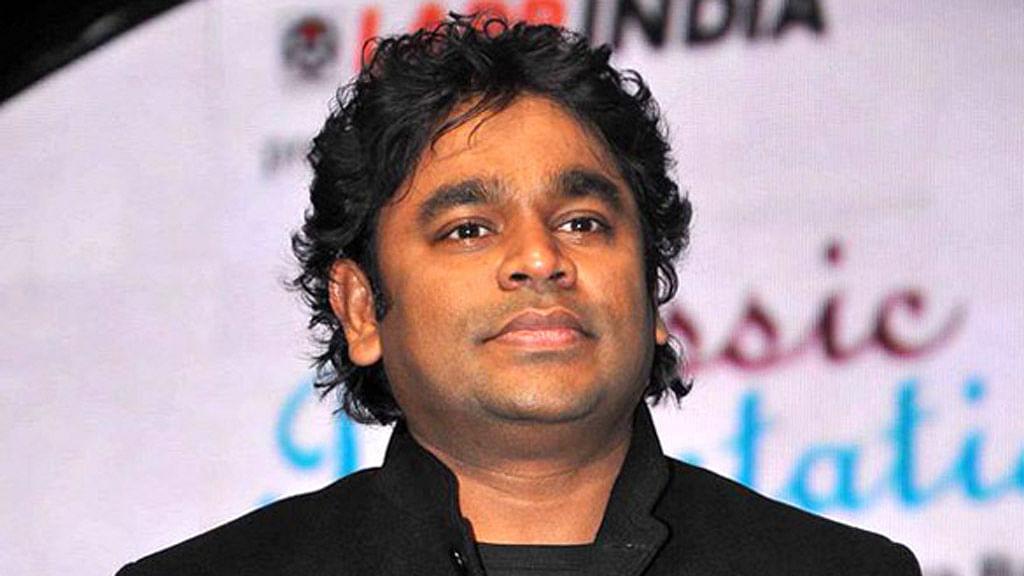 Music composer AR Rahman (Photo courtesy: The News Minute)