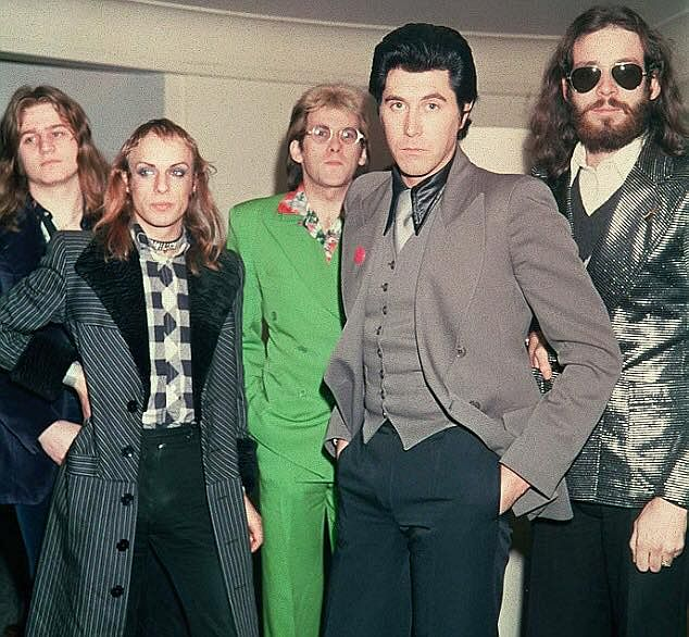 """In November 1972 Roxy Music performed at the Bataclan in Paris. Today all our thoughts are with Paris and our French friends"" – musician Bryan Ferry. (Photo Courtesy: <a href=""https://www.facebook.com/bryanferry/photos/pb.97701607211.-2207520000.1447762216./10153123760122212/?type=3&amp;theater"">Facebook/Bryan Ferry</a>)"