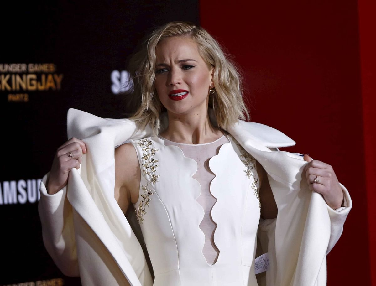 Hollywood actor Jennifer Lawrence talks about her life and stardom (Photo: Reuters)