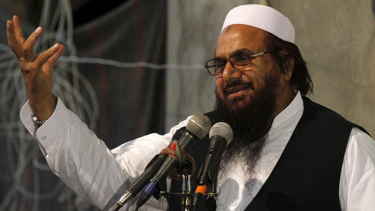 Pakistan Bans Media Coverage of Hafiz Saeed's Jamat-ud-Dawah