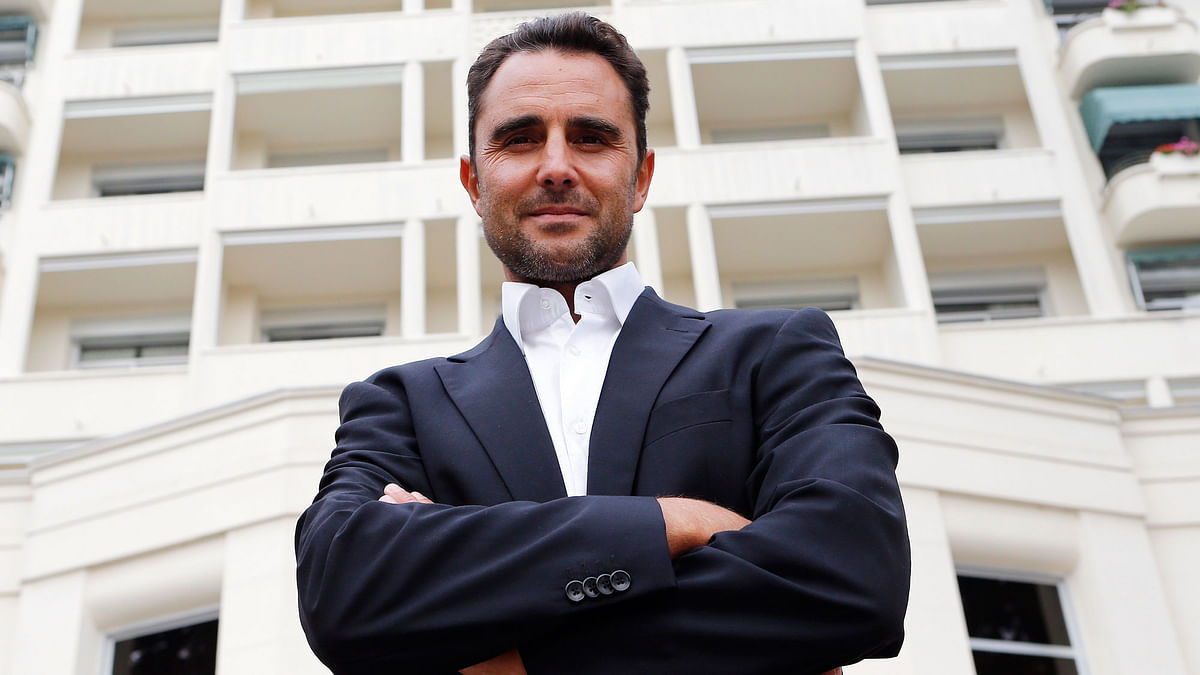 Herve Falciani, former employee of HSBC Geneva. (Photo: Reuters)