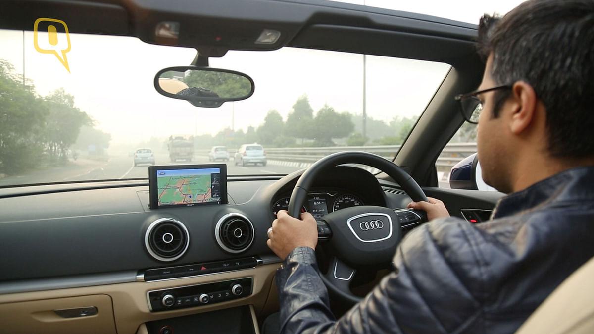 Audi A3 Cabriolet. (Photo: <b>The Quint</b>)