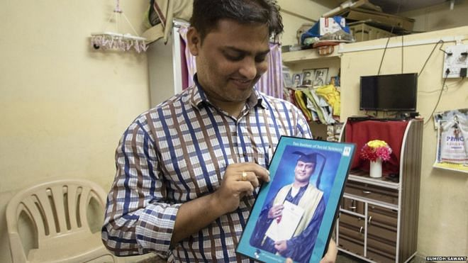 Sunil Yadav, from Manual Scavenger to M.Phil: Yadav, 36, a neo-Buddhist, inherited his father's occupation and was a manual scavenger with the Brihanmumbai Municipal Corporation (BMC).