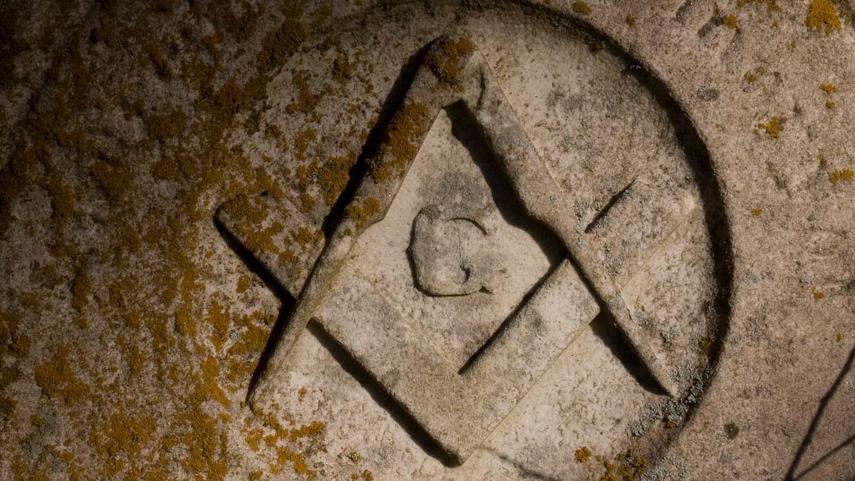The Freemason symbol. (Photo: iStockphoto)