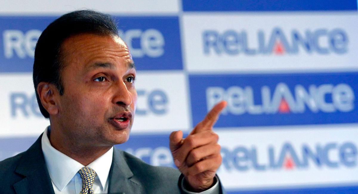 Anil Ambani. (Photo: Reuters)