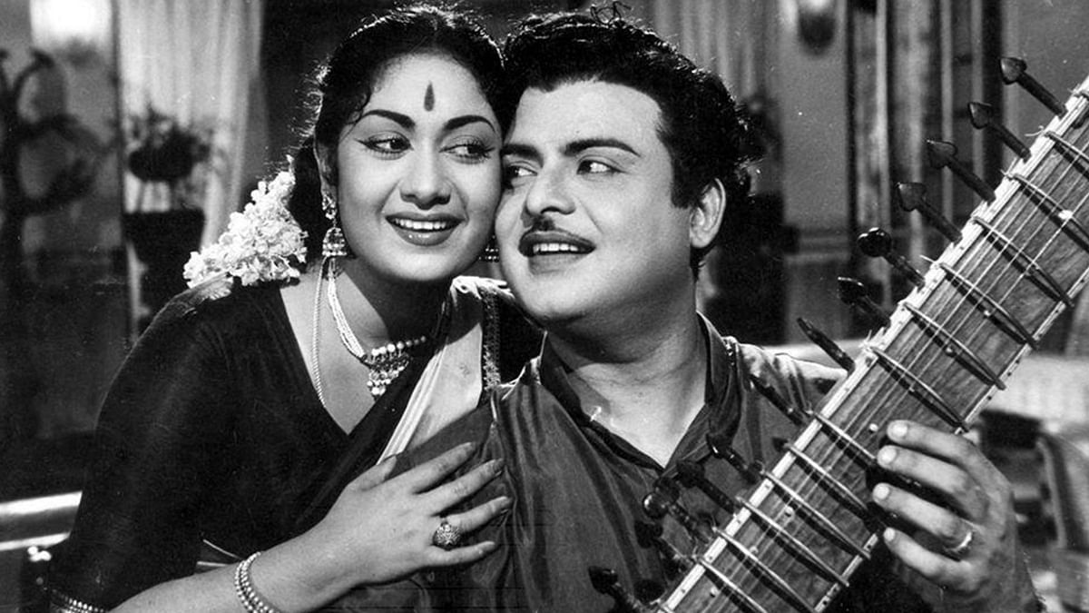 The Secret Life of  Gemini Ganesan, As Revealed By His Grandson
