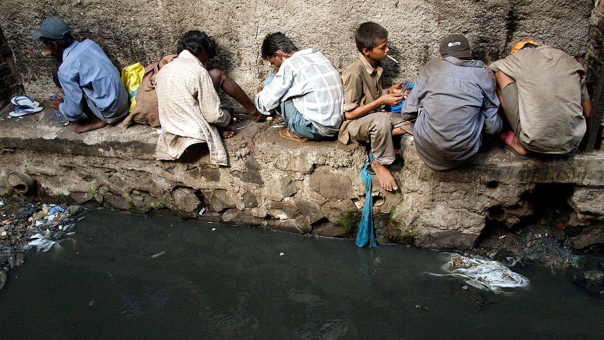 Delhi's Dark Secret: Rampant Drug Abuse by  Street Children