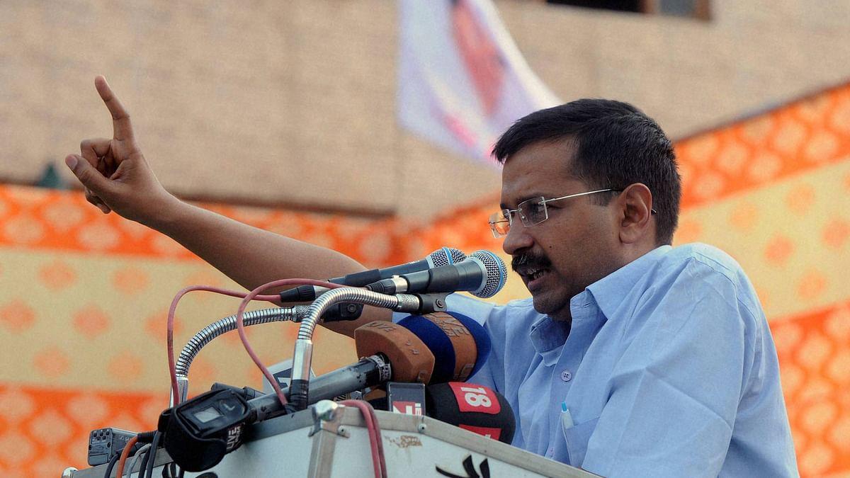 Delhi CM Arvind Kejriwal. (Photo: PTI)