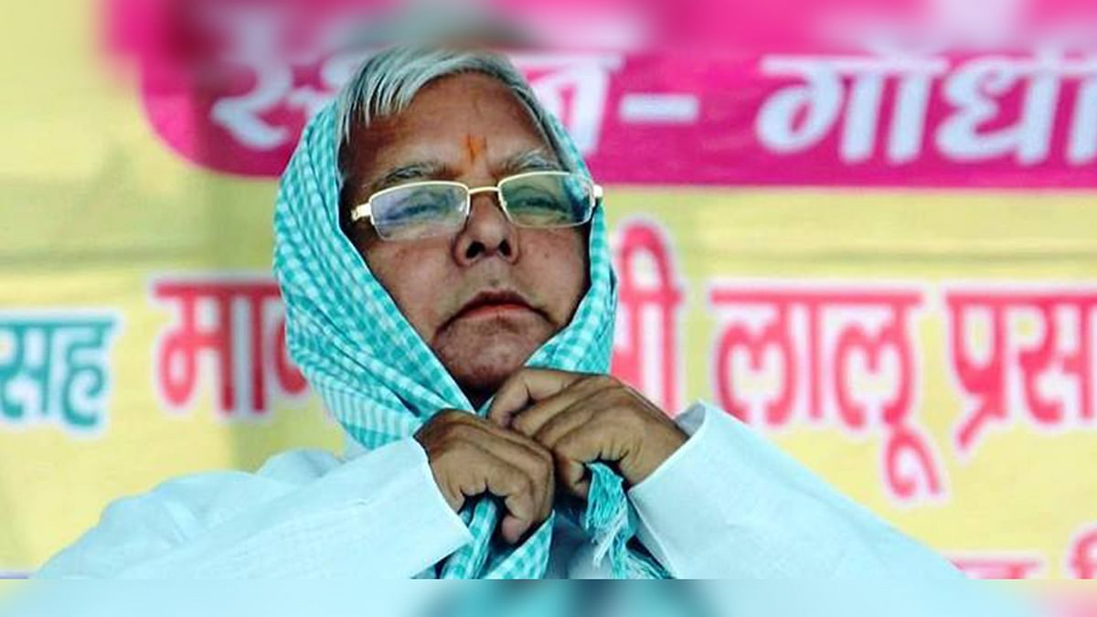 49 of 80 RJD MLAs have criminal cases against them. Lalu says there will be zero tolerance to corruption. (Photo: Facebook.com/laluprasadyadav)