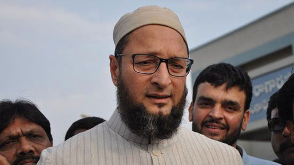 File photo of Asaduddin Owaisi, AIMIM President.