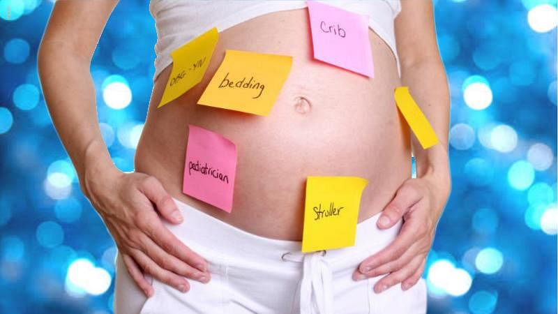Mums, Stop Blaming Your Bumps for the 'Pregnancy Brain'!