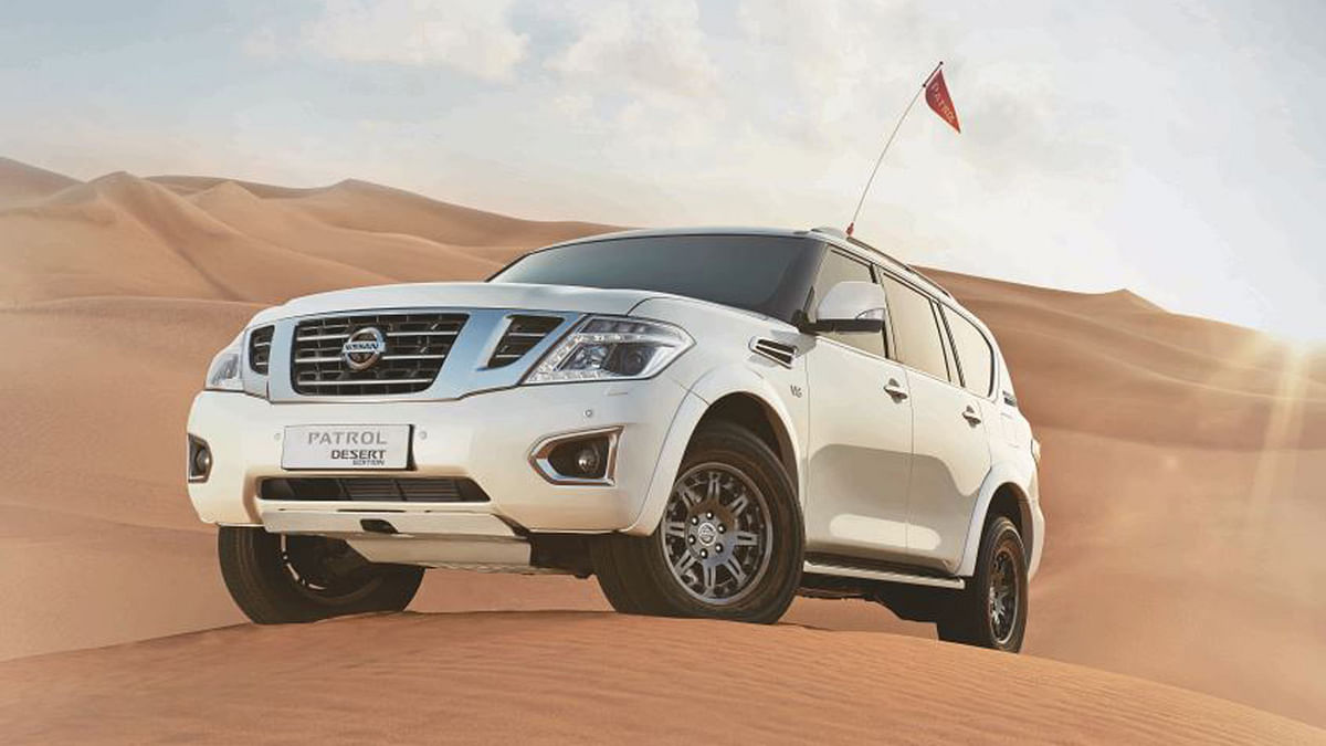The Nissan Patrol Desert and NISMO Edition have been launched. (Photo Courtesy: Nissan)