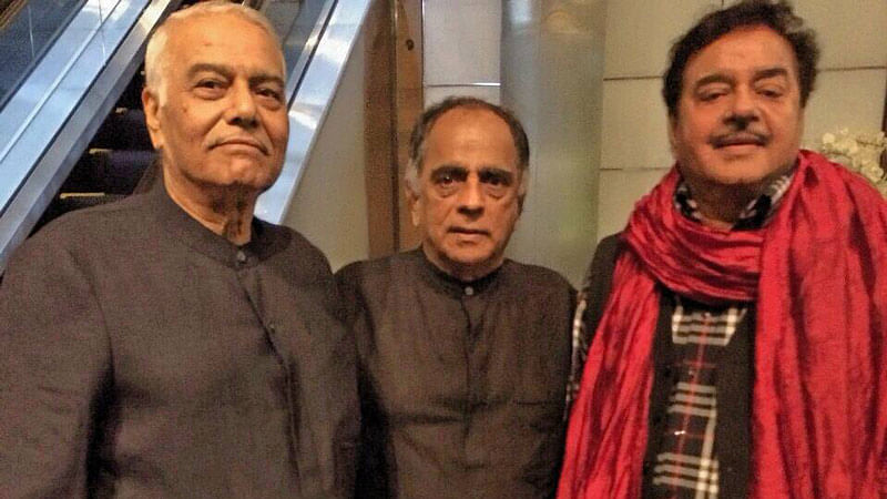 """Currently, a video that Pahlaj Nihalani has produced is being shown in theatres  during the interval of the Salman Khan-starrer Prem Ratan Dhan Payo. (Photo courtesy: <a href=""""https://www.facebook.com/Pahlaj-Nihalani-732079540207091/photos_stream?ref=page_internal"""">Facebook</a>)"""