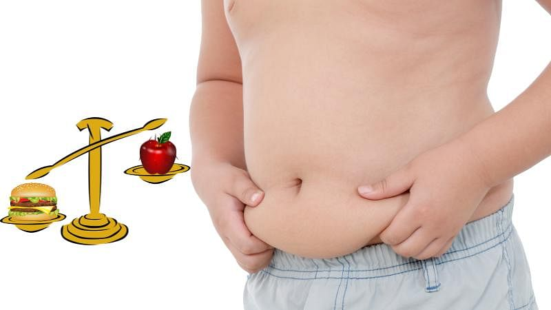 A childhood of 'excess' can impact the body drastically. Obesity can accelerate age and cause heart diseases in children as young as 8! (Photo: iStockphoto)