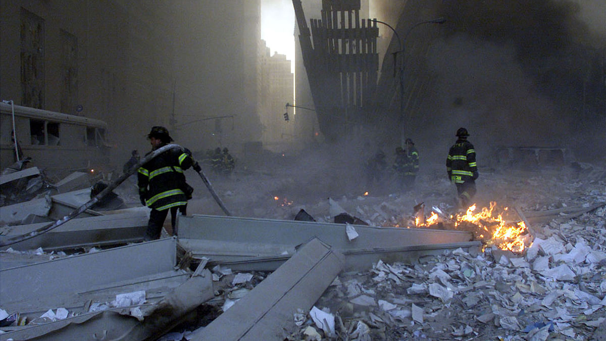 The WTC attacks were unprecedented in the history of civil aviation, security experts said. (Photo: Reuters)