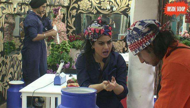 Priya accuses Rishabh of making sexual advances
