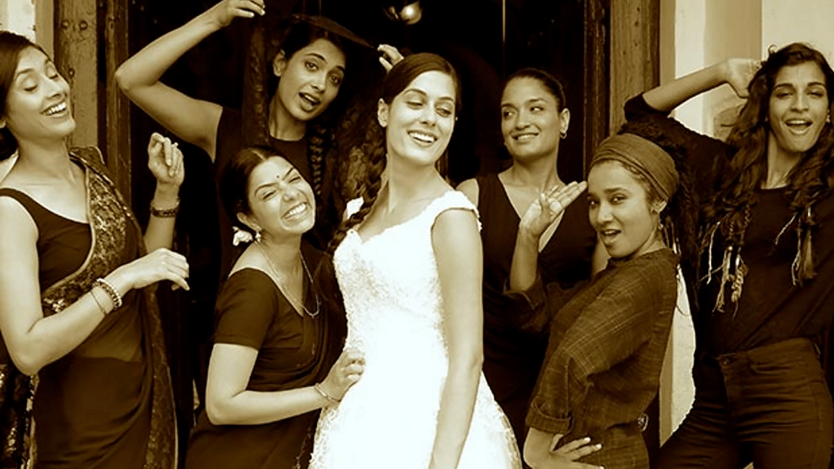 """Angry Indian Goddesses are now furious (Photo: Twitter/<a href=""""https://twitter.com/BollywoodFansLK"""">@BollywoodFansLK</a>)"""